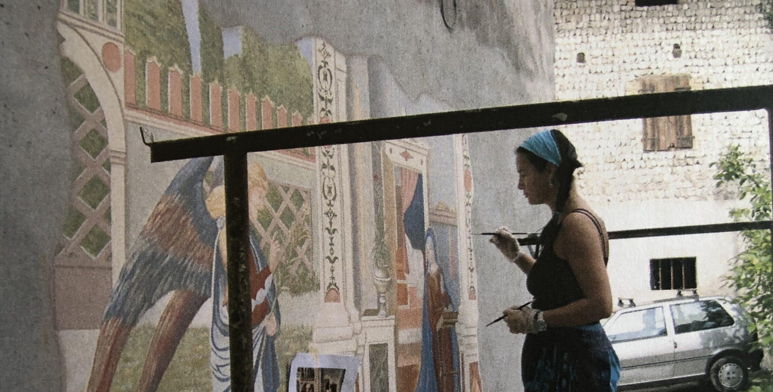 murales madonna